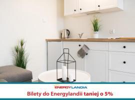 Skandynawia Przystań – hotel w pobliżu miejsca Rodzinny park rozrywki Energylandia w Zatorze
