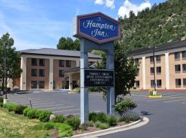Hampton Inn Durango, accessible hotel in Durango