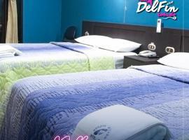 Hotel Delfin Rosado, hotel em Puyo