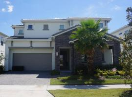 Brand new home at Sonoma Resort at Tapestry, family hotel in Kissimmee