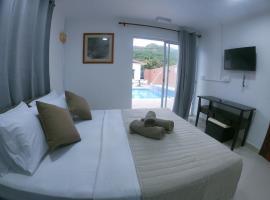 Hotel Plein Soleil, hotel near Glacis Noir Nature Trail, Grand Anse
