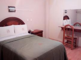 Hotel Real del Lago, hotel in Tlaxcala de Xicohténcatl