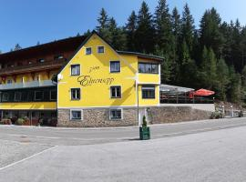 Gasthof Klug zum Ehrensepp โรงแรมในModriach
