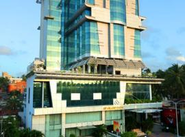SP Grand Days, hotel in Trivandrum