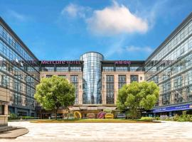 Mercure Shanghai Hongqiao Soho, hotel near Shanghai Hongqiao International Airport - SHA, Shanghai