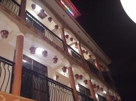 Inlandmotel, hotel a Kampala