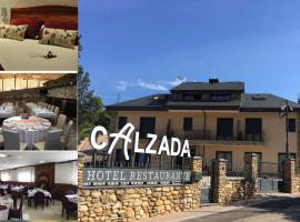 Hotel Calzada, hotel en Arcos