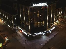 GARNI HOTEL AMI, hotel in Novi Sad