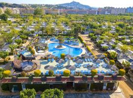 Camping La Masia, campground in Blanes