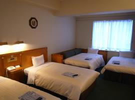 ホテル機山館、東京にある東京ドームの周辺ホテル