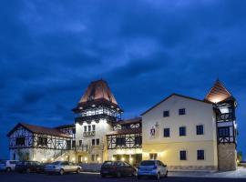 Hotel Castel Royal, hotel in Timişoara