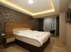 HOTEL IMPERIAL STRUGA, hotel em Struga