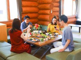 UCHI North Log Cabin, hotel in Otaru