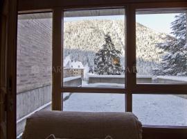 Apartarent 1500, ski resort in Baqueira-Beret
