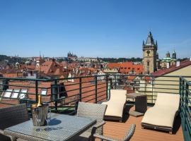 Hotel Leon D´Oro, hotel in Prague