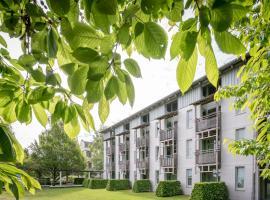 Rügener Ferienhäuser am Hochufer, serviced apartment in Göhren