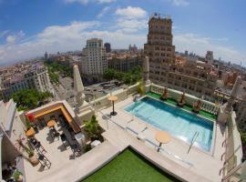 El Avenida Palace, отель в Барселоне