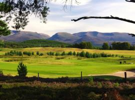 Silverglades Holiday Homes, vacation home in Aviemore