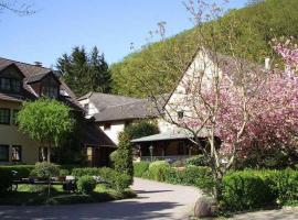 Landhotel Burkartsmühle, отель в городе Хофхайм-ам-Таунус