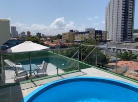 Cobertura Mobiliada em Ponta Negra, apartment in Natal