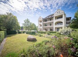 Hotel Villa Halliger, Hotel in der Nähe von: Kreideküste Nationalpark Jasmund, Göhren