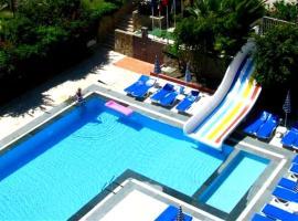 Dim otel, отель в городе Аланья