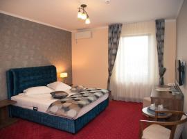 Hotel Stefani, hotel in Sibiu