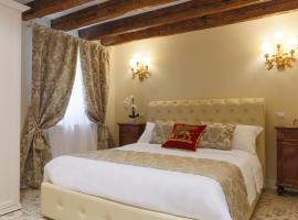 MH 805, apartment in Venice