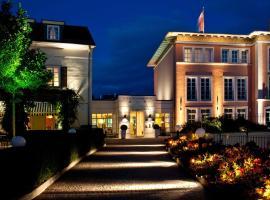 Welcome Hotel Villa Geyerswörth, Hotel in Bamberg
