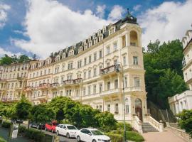 Spa Hotel Anglický Dvůr, отель в Карловых Варах