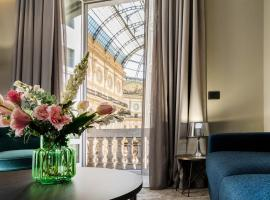 Altido Galleria, hotel in Milan
