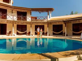 Pousada Porto Azul, guest house in Cumbuco