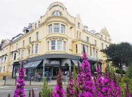 The Broadway Hotel, hotel in Llandudno