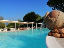Bosco D'Olmi Country House, bed & breakfast a Sant'Andrea del Garigliano