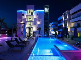 Boutique Residence Cosmopolis, budget hotel in Bibinje