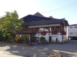 Hotel Altenberg, ξενοδοχείο στο Μπάντεν-Μπάντεν