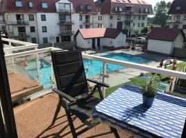 Middelkerke green garden, hotel with pools in Middelkerke