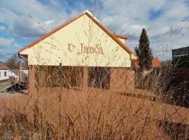 Ubytování U Janča, hotel poblíž významného místa Autobusová zastávka Lednice, Lednice
