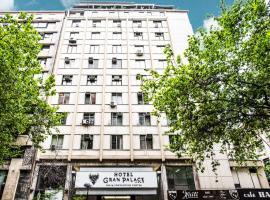 Hotel Gran Palace, hotel cerca de Estación de metro Bellas Artes, Santiago