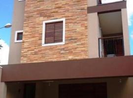 Solar Casa Branca, apartment in Guaramiranga