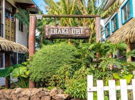 Inaki Uhi Hotel, hotel en Hanga Roa
