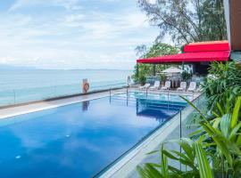 Hotel Sentral Seaview @ ​Beachfront, hotel in George Town