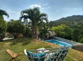 Hotel Beyonda, hotel en Santa Marta