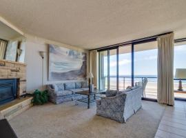 Sand & Sea: Beach Palette (602), vacation rental in Seaside