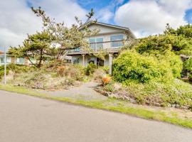 Ocean Vista Vacation Home, vacation rental in Seaside