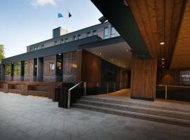 GoGlasgow Urban Hotel by Compass Hospitality, hotel near The Glasgow Royal Concert Hall, Glasgow