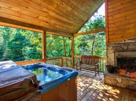 Natural High, Ferienunterkunft in Sautee Nacoochee