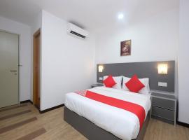 OYO 44043 First Garden Hotel, hotel in Kuantan