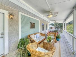 Boho Beach House, vacation rental in Tybee Island