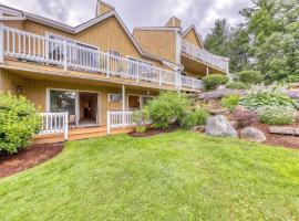 Cottage Club Condo - 2 Bed 2 Bath Apartment in Stowe, hotel in Stowe
